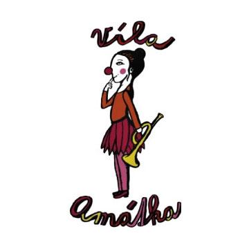 Logo Víly Amátky