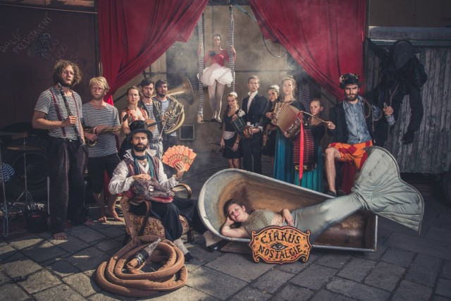 Cirkus Nostalgie (2)